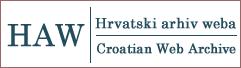 Pohranjeno u Hrvatskom arhivu weba